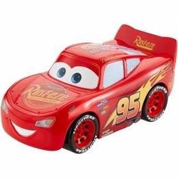 Машинки и техника - Машинка cars герои мультфильмов молния маккуин интерактивная gxt29, 0