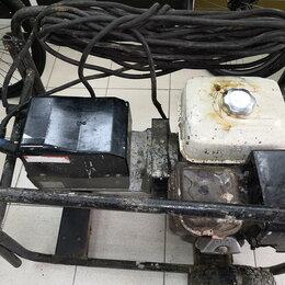 Электрогенераторы и станции - Бензо-сварочный генератор Sincro, 0