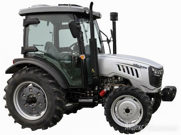 Трактор скаут tb-804с по цене 2000000₽ - Мини-тракторы, фото 0