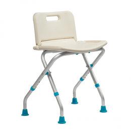 Кресла и стулья - Стул для ванны Lux 600 складной, 0