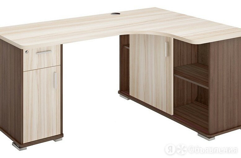 Стол письменный Домино СР-160М по цене 18490₽ - Компьютерные и письменные столы, фото 0
