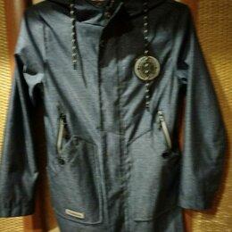 Куртки и пуховики - Куртки ветровки, 0