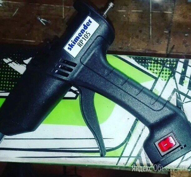 Пистолет ремонтный r105 лыжный по цене 6720₽ - Пневмопистолеты, фото 0
