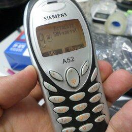 Мобильные телефоны - Сотовый телефон siemens a52, 0