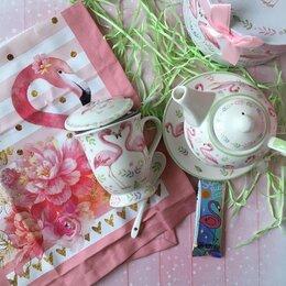 Подарочные наборы - подарок с фламинго , 0