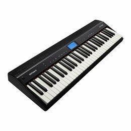 Клавишные инструменты - Цифровое пианино roland go:piano go-61p, 0