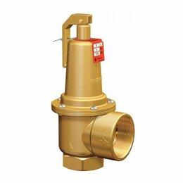 Запорная арматура - Клапан предохранительный СППК ГОСТ 2822-78, 0