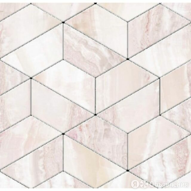 Мозаика SENSI MOS. ENIGMA ONICE BE. по цене 27838₽ - Готовые строения, фото 0