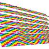 Ламель Жалюзи ЭКО-Z порошковая покраска RAL 2-х сторонняя по цене 249₽ - Заборы, ворота и элементы, фото 0