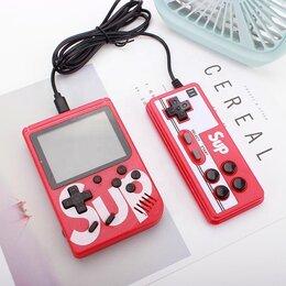 Ретро-консоли и электронные игры - Игровая консоль SUP Game Box с джойстиком, 0