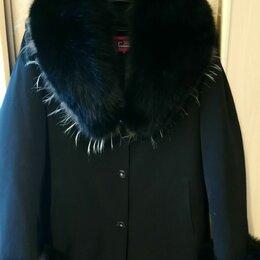 Куртки - Куртка натуральная удлинённая новая , 0