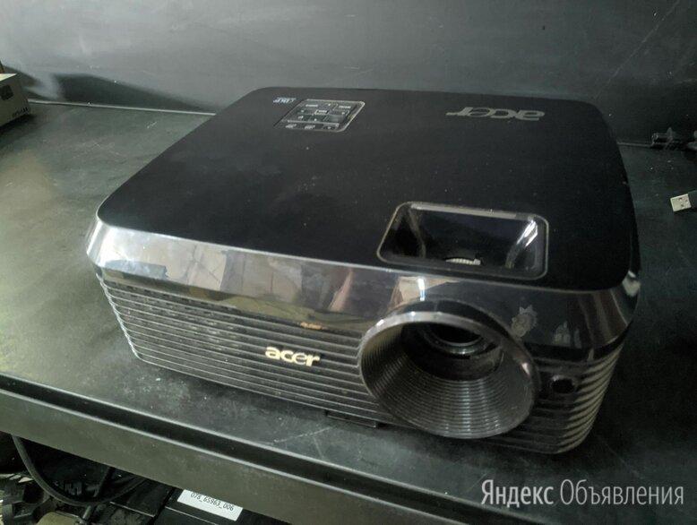 Проекторы Acer x1130 и другие в ассортименте по цене 4000₽ - Проекторы, фото 0