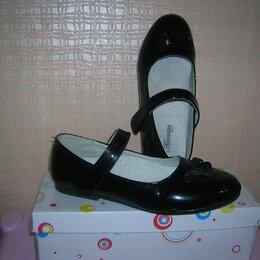 Балетки, туфли - туфли для девочек р.33, 0
