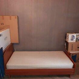 Кровати - Кровать  с матрасом на пружинах, 0