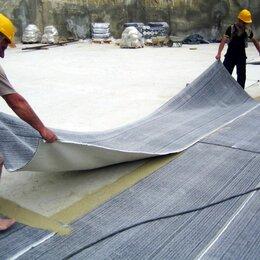 Изоляционные материалы - Бентонитовые маты. Фундамент гидроизоляция, 0