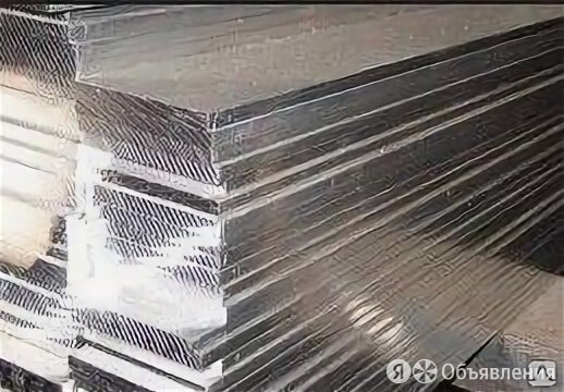 Полоса нержавеющая 50х4, AISI 304 по цене 612₽ - Металлопрокат, фото 0