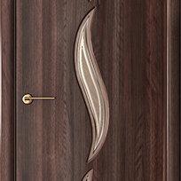 Межкомнатные двери - Дверь межкомнатная Ниагара (экошпон), 0