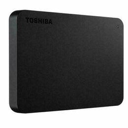 Внешние жесткие диски и SSD - Внешний HDD Toshiba Canvio Basics New 2 TB, 0