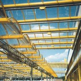 Поликарбонат - Монолитный поликарбонат Kinplast 4мм. 2050х3050мм. (прозрачный), 0