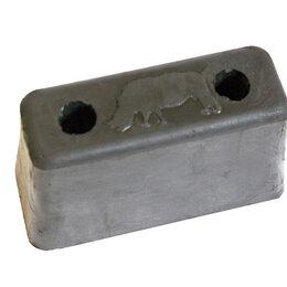 Отбойные молотки - Отбойник (резиновый/120х50х70мм), 0