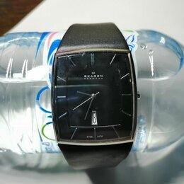 Наручные часы - Мужские часы Skagen 567lslb1, 0