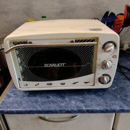Мини-печи, ростеры - Электрическая печь скарлетт sc-094, 0