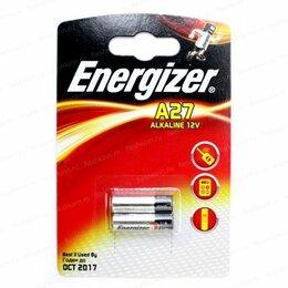 Мототехника и электровелосипеды - ENERGIZER 27A BP-2 (20), 0
