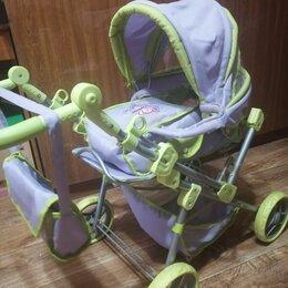Аксессуары для кукол - Mary poppins коляска-трансформер для куклы бабочка, 0