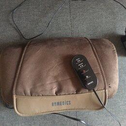 Массажные матрасы и подушки - Массажная подушка Shiatsu Deluxe Cushion , 0