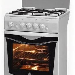 Плиты и варочные панели - Плита газовая DeLuxe 5040.36 гкр, 0