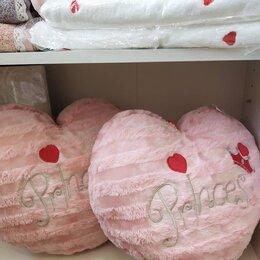 Декоративные подушки - Подушка в виде сердца для маленьких принцесс💖Цена 1 подушки 1000т.р., 0