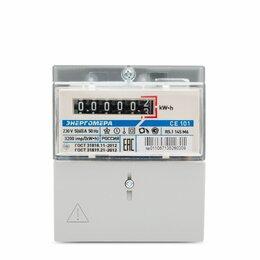 Счётчики электроэнергии - Счётчик электроэнергии однофазный CE 101 R5.1 145 M6, 0