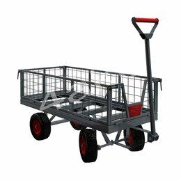 Оборудование для транспортировки - Тележка garden trolley 4-х колесная, 0