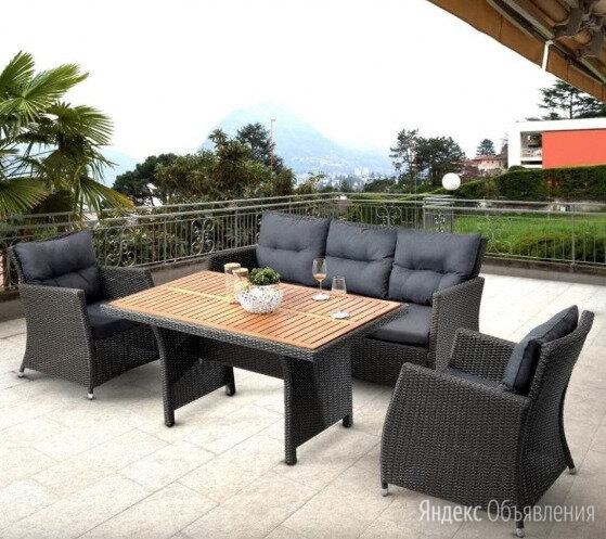 Садовая мебель из ротанга по цене 31000₽ - Комплекты садовой мебели, фото 0