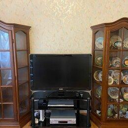 Шкафы, стенки, гарнитуры - Сервант ,шкаф угловой,стеллаж прямой, 0