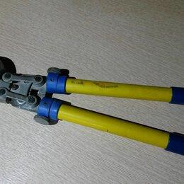 Пресс - Пресс механический ручной Пресс-клещи Klauke K18, 0