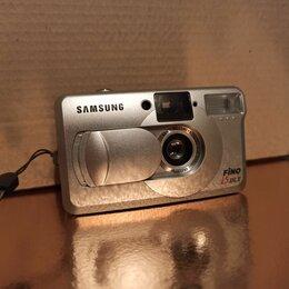 Пленочные фотоаппараты - Пленочный фотоаппарат samsung, 0