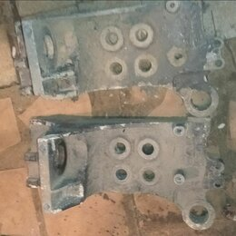 Подвеска и рулевое управление  - Кронштейн амортизатора Даф 105 daf, 0