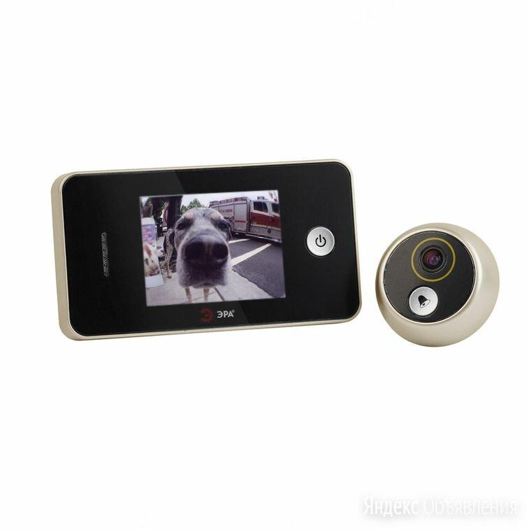 Видеозвонок Привет Эра , черный по цене 4315₽ - Электроустановочные изделия, фото 0