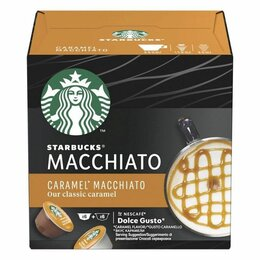 Продукты - Кофе в капсулах Nescafe Dolce Gusto Starbucks Caramel Macchiato, 0