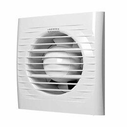 Вентиляция - Вентилятор вытяжной осевой 125мм бел. ERA OPTIMA 5, 0