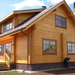 Готовые строения - Дом из бруса пбк-871 140 м², 0
