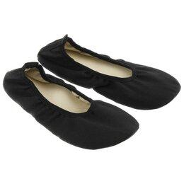 Балетки - Балетки, цвет чёрный, длина по стельке 17 см, 0