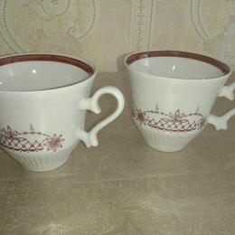 Кружки, блюдца и пары - Фарфоровые кофейные чашки барановка, 0
