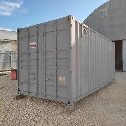 Готовые строения - Контейнер 20 футов для хранения. , 0