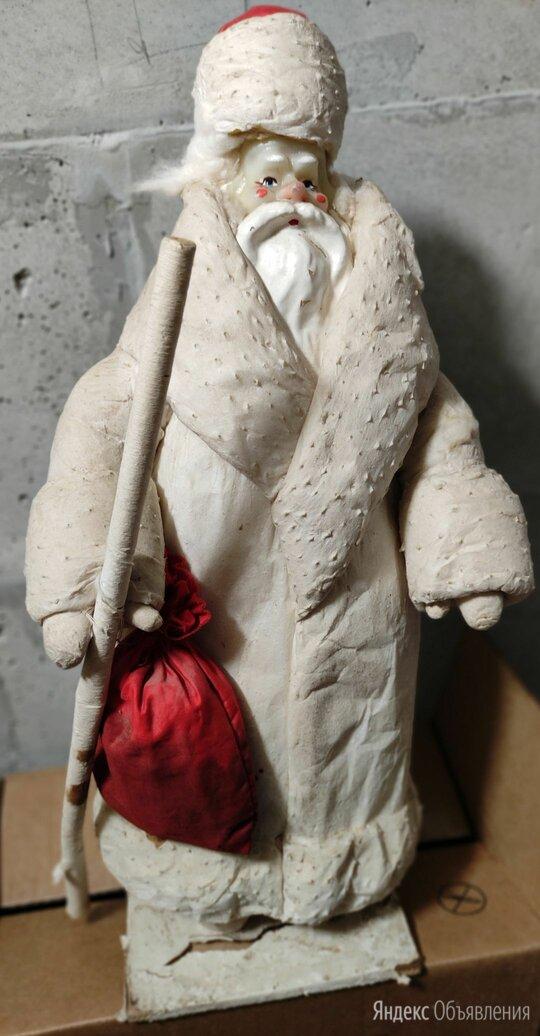 Дед мороз советский игрушка по цене 6800₽ - Новогодние фигурки и сувениры, фото 0