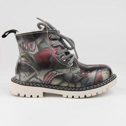 Ботинки - Ботинки Капитошка (K10-K7-m) , 0
