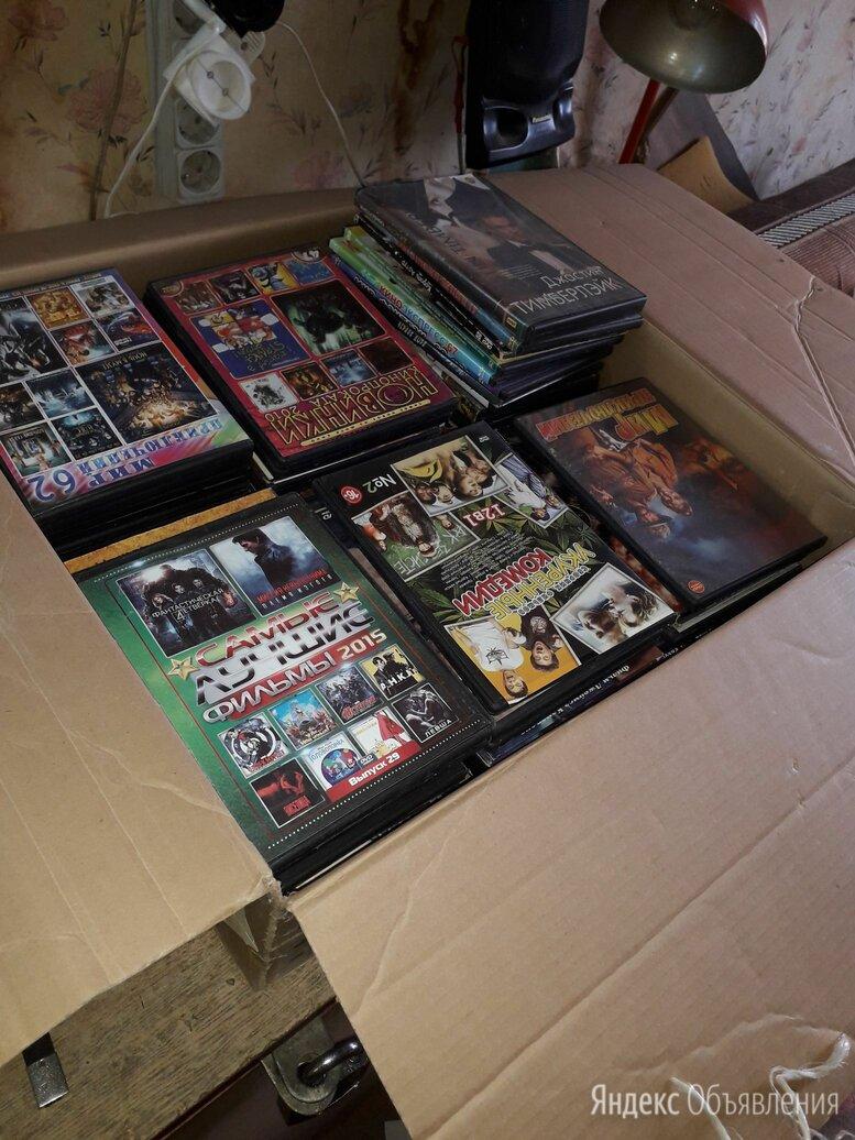 Коробка с диском фильма по цене 20₽ - Видеофильмы, фото 0