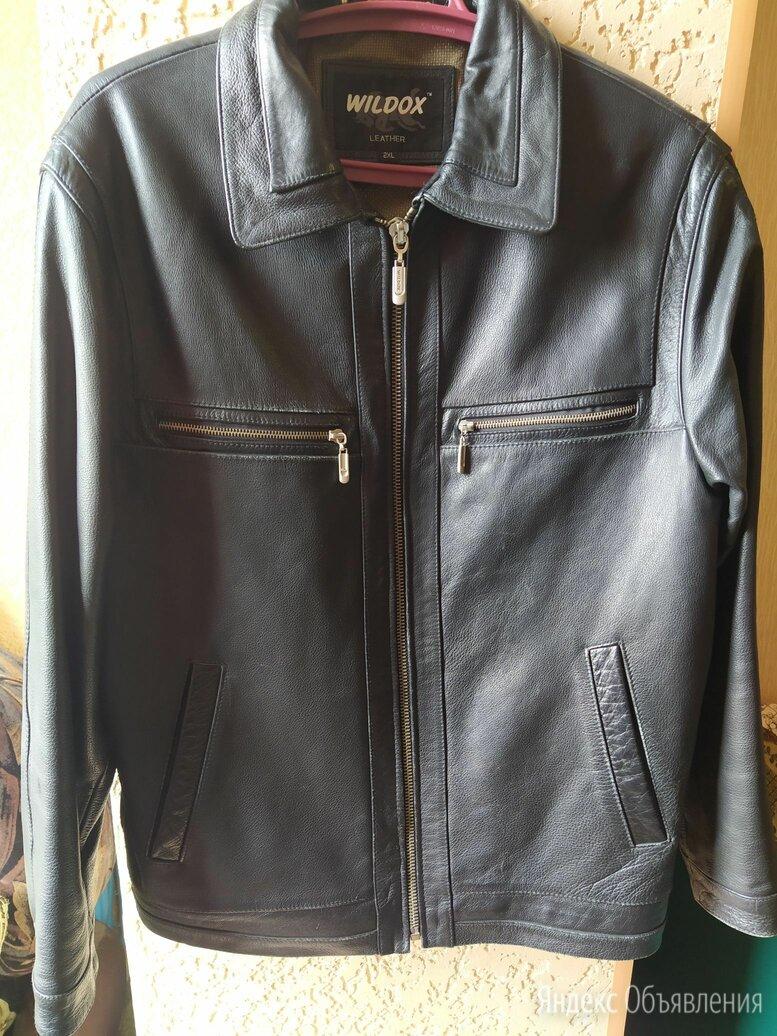 куртка кожа по цене 1000₽ - Куртки, фото 0