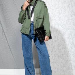 Одежда и обувь - Куртка 4057 BEAUTIFUL&FREE хаки Модель: 4057, 0